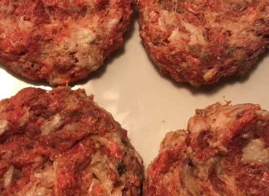 Bacon burgers: The grill's Holy Grail